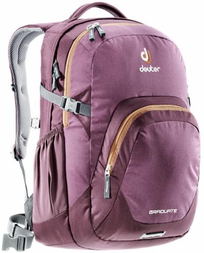 Восхитительный рюкзак Graduate DEUTER,  80232 5607 28 л