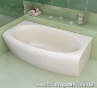 Ванна акриловая Artel Plast Эльмира 180х87