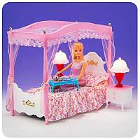 Мебель для кукол «Спальня» 2314