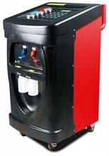 Напівавтоматична установка для обслуговування кондиціонерів