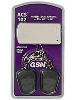 Комплект тревожной сигнализации радиоканальный ACS-102