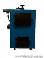 Котел пиролизный твердотопливный Ника 20-30 кВт