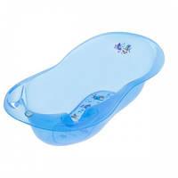 Детская ванночка Aqua Lux AQ-005 с градусником blue