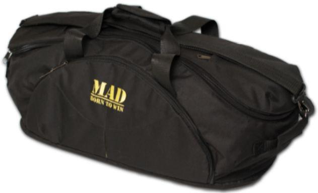 7ea86131 Сумка-рюкзак спортивная Mad Infinity backpack 40 л, черный - SUPERSUMKA  интернет магазин в