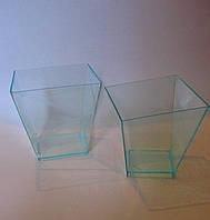 Пластиковые стаканчики для Кейтеринга мал. 120мл (10 шт.)