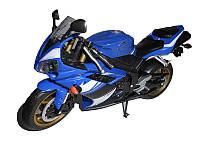 Мотоцикл метал  Welly 62802W велли  1:10 Yamaha 2008 YZF-R1