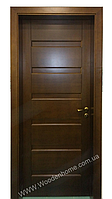 Межкомнатные деревянные двери из сосны