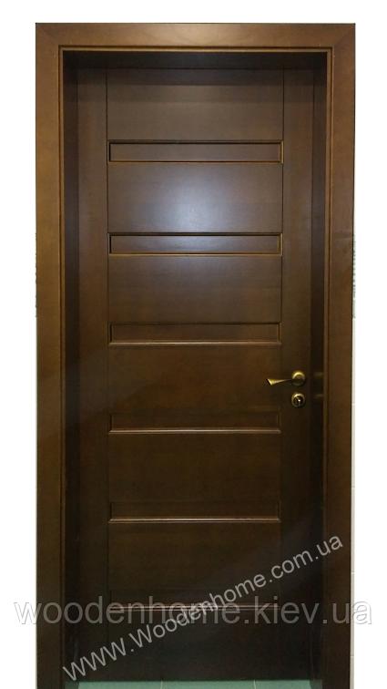 Двери межкомнатные из натурального дерева (сосна)  - Woodenhome   Двери Мебель Лестница ! в Киеве