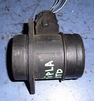 Расходомер воздуха ( воздухомер )FiatMultipla 1.9jtd1999-2001Bosch 0281002308