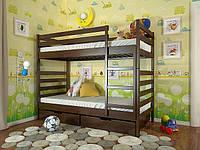 Дитяче ліжко Ріо (бук)