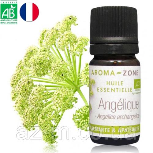 Эфирное масло Дягиля (Ангелика) BIO (Angélique)