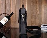 Каркасная мужская сумка-портфель Polo. Сумка портфель. Сумка ПОЛО. Стильная сумка. Модная сумка., фото 3