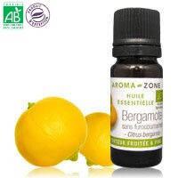 Эфирное масло Бергамота без фурокумаринов BIO (Bergamote sans furocoumarines)