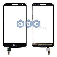 Сенсор LG G2 mini D620 черный