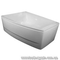 Ванна VOLLE асимметричная без гидромассажа TS-100 L/R