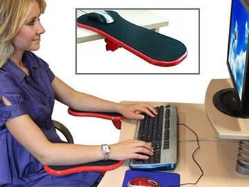 Подставка под запястье для работы на компьютере xinteng computer arm support , фото 2