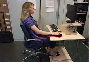 Подставка под запястье для работы на компьютере xinteng computer arm support , фото 3