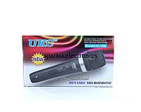 Ручной вокальный микрофон в металлическом корпусе UKC DM U-198
