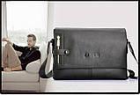 Сумка под документы ZEFER. Стильные сумки ZEFER. Мужская сумка-портфель. , фото 4