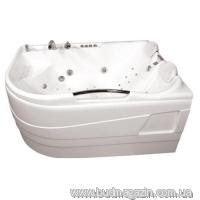 Гидромассажная ванна Тритон Респект, левая