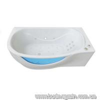 Гидромассажная ванна Тритон Милена, левая