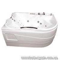 Гидромассажная ванна Тритон Респект, правая