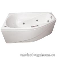 Акриловая ванна Тритон Скарлет, правая