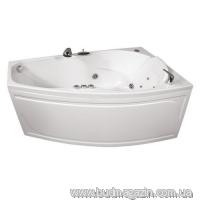 Акриловая ванна Тритон Лайма, левая