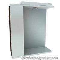 Зеркальный шкаф Леос Мишель Z-1 60 Венге
