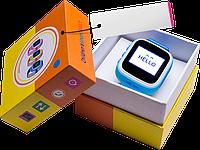 Детские умные часы оригинал с GPS Smart Baby Watch Q60s настройка в подарок
