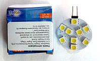 Светодиодная лампа для мебельного светильника Feron LB-16 12V G4 2W 9LED 6400К (белый холодный)