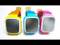 Детские умные часы с GPS Smart Baby Watch Q80 настройка и сим-карта в подарок
