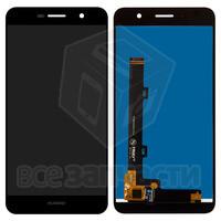 Дисплейный модуль для мобильного телефона Huawei Y6 Pro (TIT-U02), черный