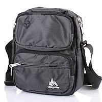 Мужская спортивная сумка на плечо Onepolar W5630-grey серый