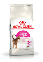 Royal Canin (Роял Канин) Aroma Exigent 2кг - корм для кошек, привередливых к АРОМАТУ корма