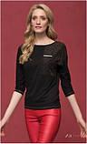 Блузка женская ZAPS SATI кофточка, фото 3