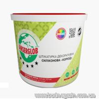 Anserglob Штукатурка декоративная силиконовая короед, 2.5