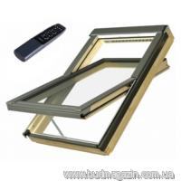 Мансардные окна Fakro FTP-V U3 Electro 78х118