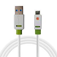Кабель Griffin Premium Flat - Micro USB - 2 метера