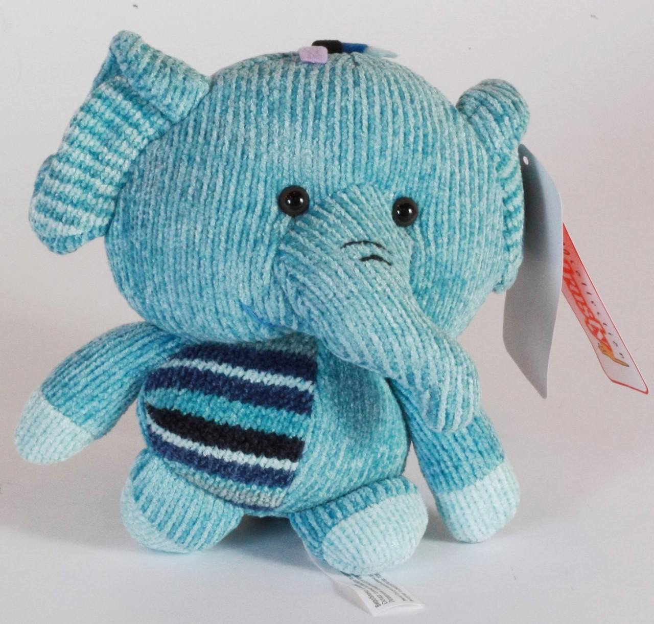 Мягкая игрушка Слон, 20см, 18A0107