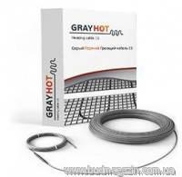 Теплый пол Grayhot двухжильный кабель 886 Вт