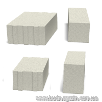 Газоблок Стоунлайт 375х200х600 (стеновой)