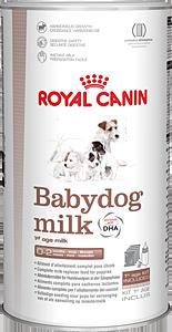 Royal Canin BABYDOG MILK - заменитель сучьего молока с рождения до отъема (0-2 месяца), 400г - ZOOEDA - зоомагазин онлайн в Киеве