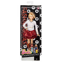 Кукла Barbie Fashionistas платиновая блондинка Оригинал