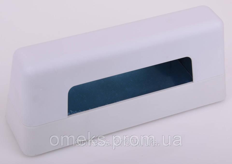 Ультрафиолетовая лампа 808 (УФ) для сушки гель-лака с зеркальным покрытием внутри 9 Вт, ODS CVL 808 /58-9 N - ООО  «ОМЭКС ТРЕЙД» в Харькове
