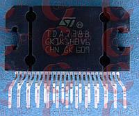 УНЧ ST TDA7388 ZIP25