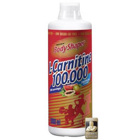 Weider L-Carnitine 100.000 1000ml