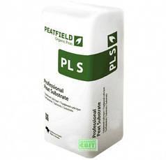 """Торфяной субстрат Peatfield """"PL-1"""" фракция мелкая 0-5 мм, 250 л — выращивание рассады и цветов"""