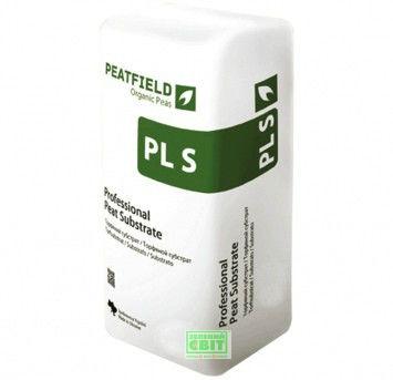 """Торфяной субстрат Peatfield """"PL-1"""" фракция мелкая 0-5 мм, 250 л -выращивание рассады и цветов"""
