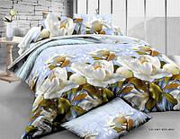 Комплект полуторного постельного белья (100 % хлопок)